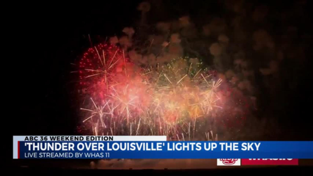 11PM Thunder Over Louisville 04.17.2021