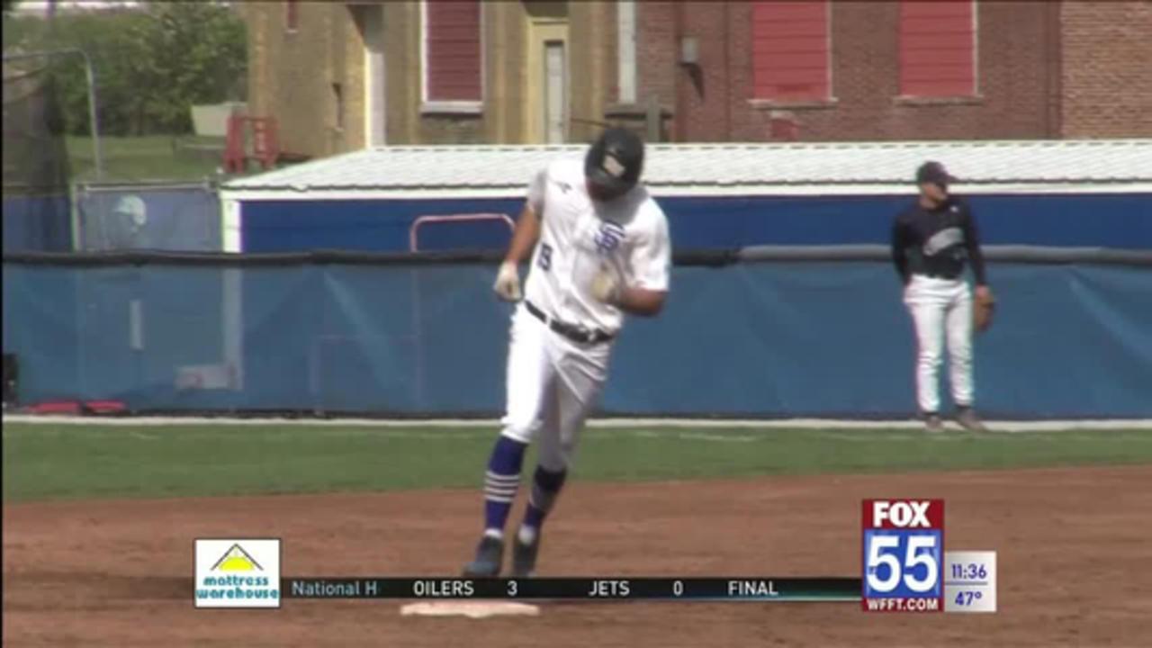 USF Baseball Avoids Sweep with Win Over MVNU