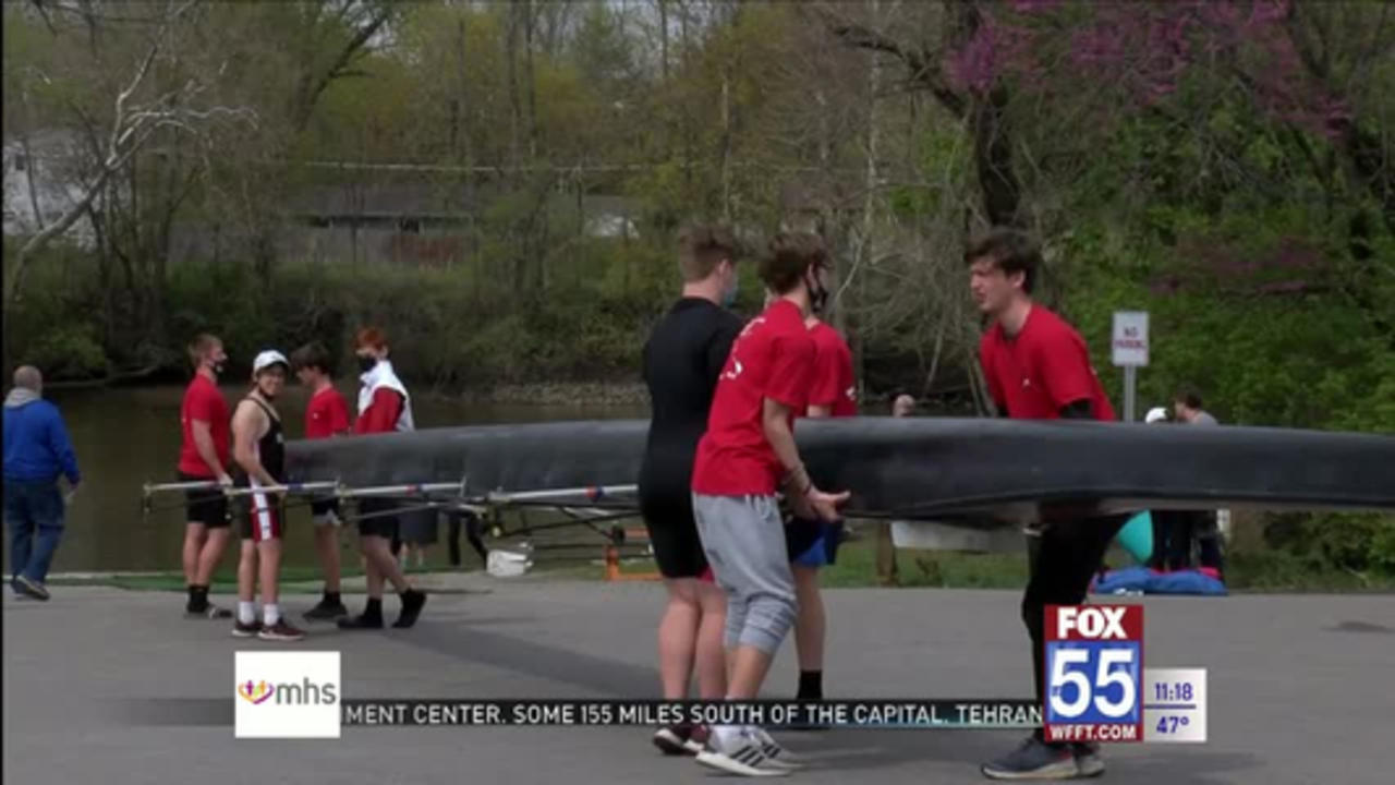 G2 Rowing brings hundreds to Saint Joseph River for Summit City Sprints