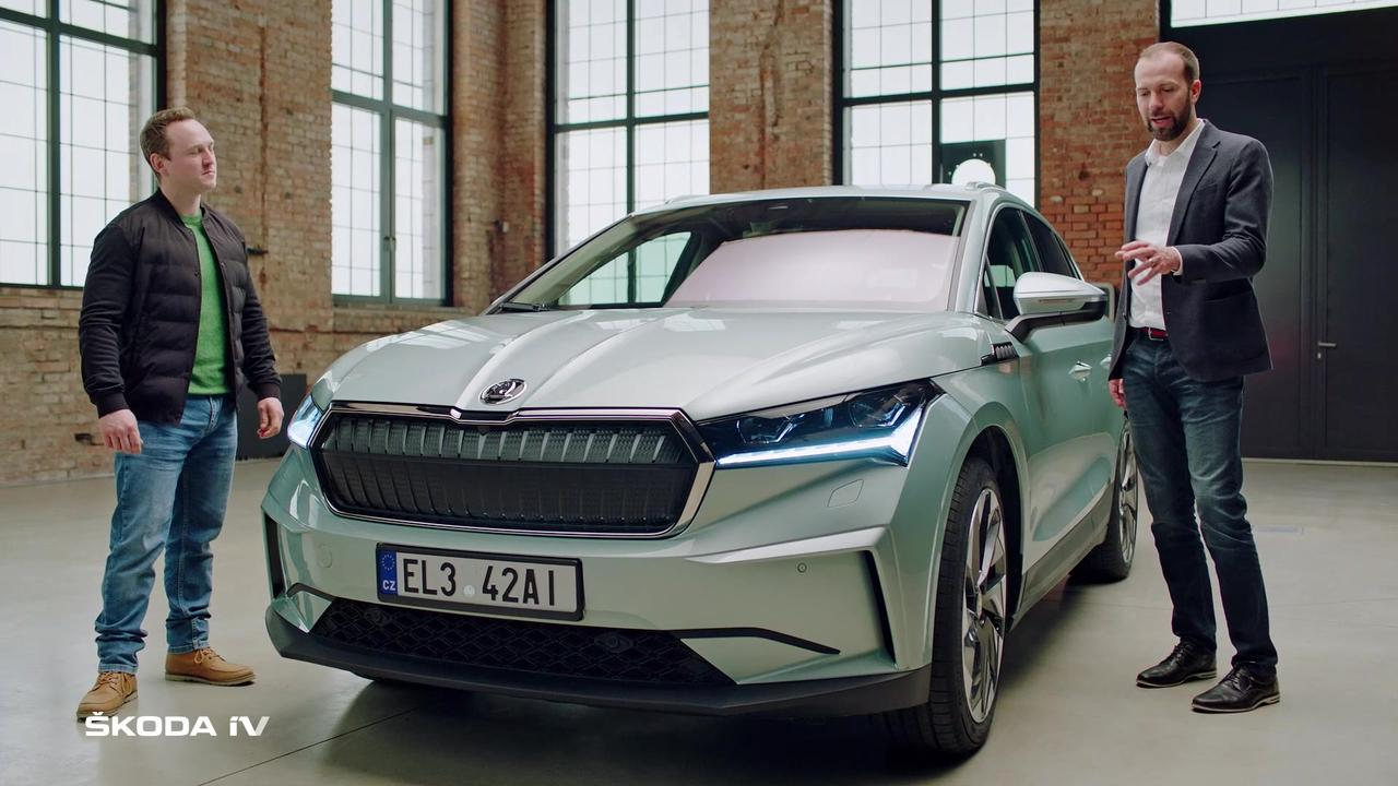 The all-new Skoda Enyaq iV - Full review by Alex Kersten
