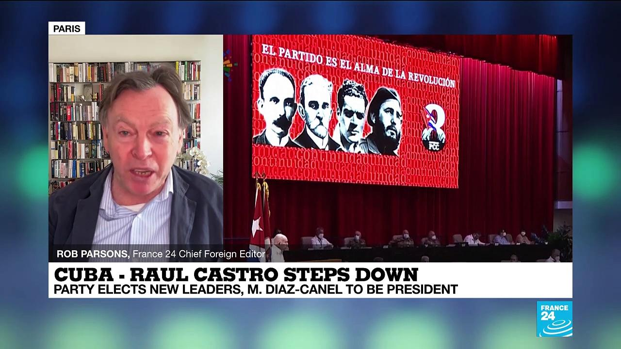 Cuba - Raul Castro steps down: Party elects new leaders, Diaz-Canel to be president