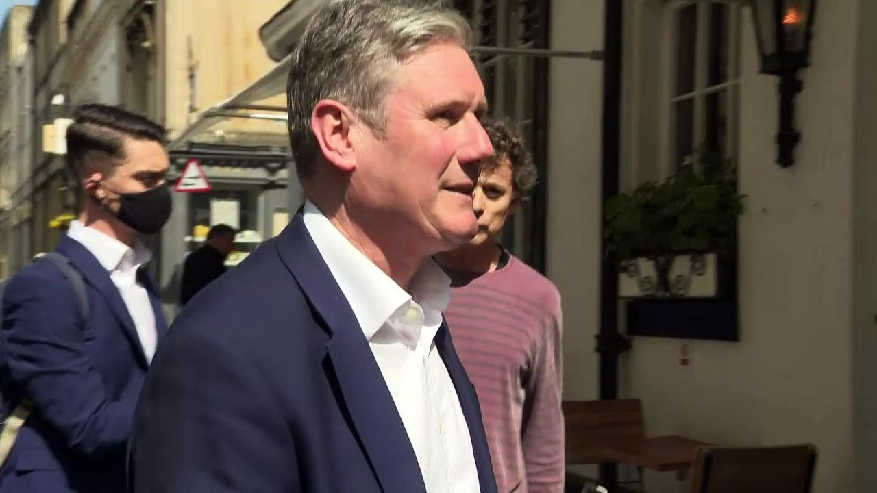 Keir Starmer asked to leave Bath pub by furious landlord