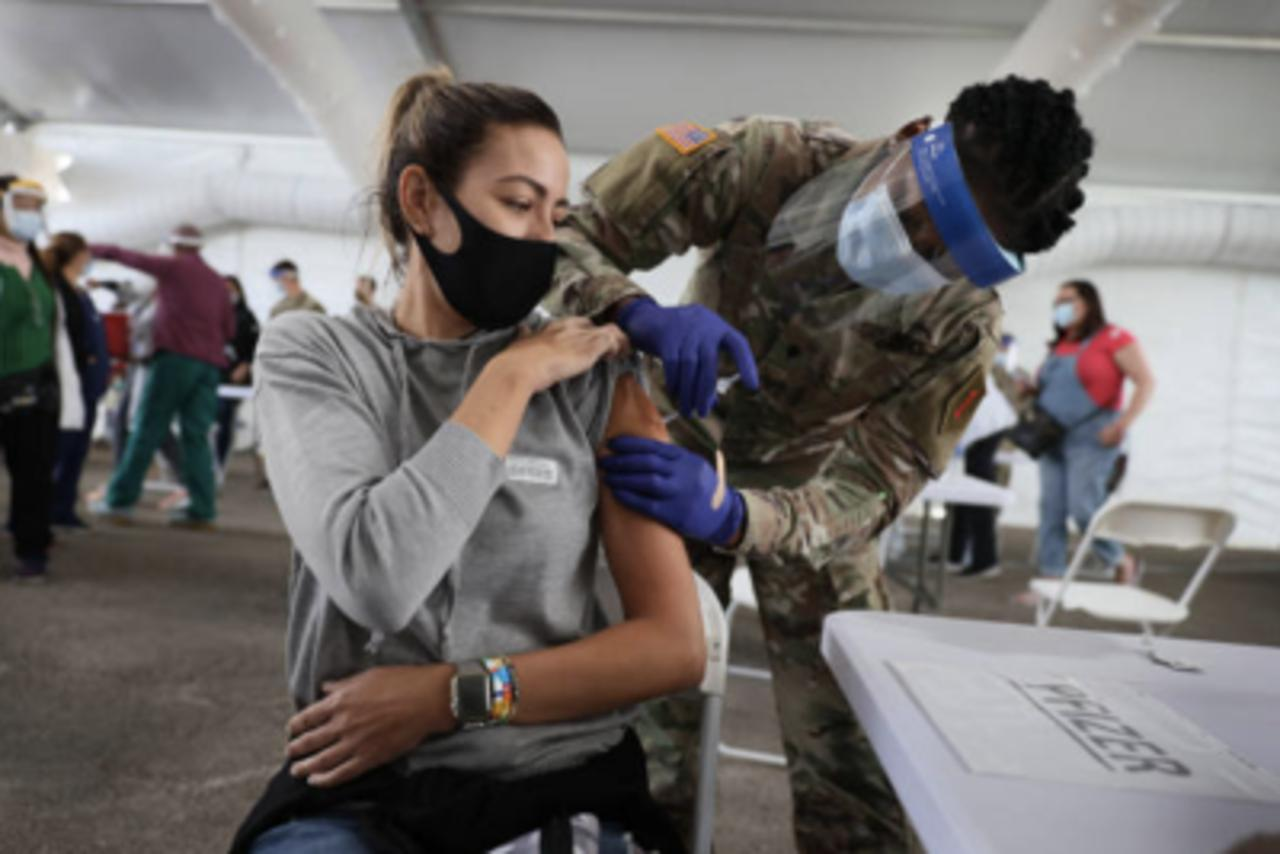 COVID-19 Vaccine Eligibility Opens to All US Citizens