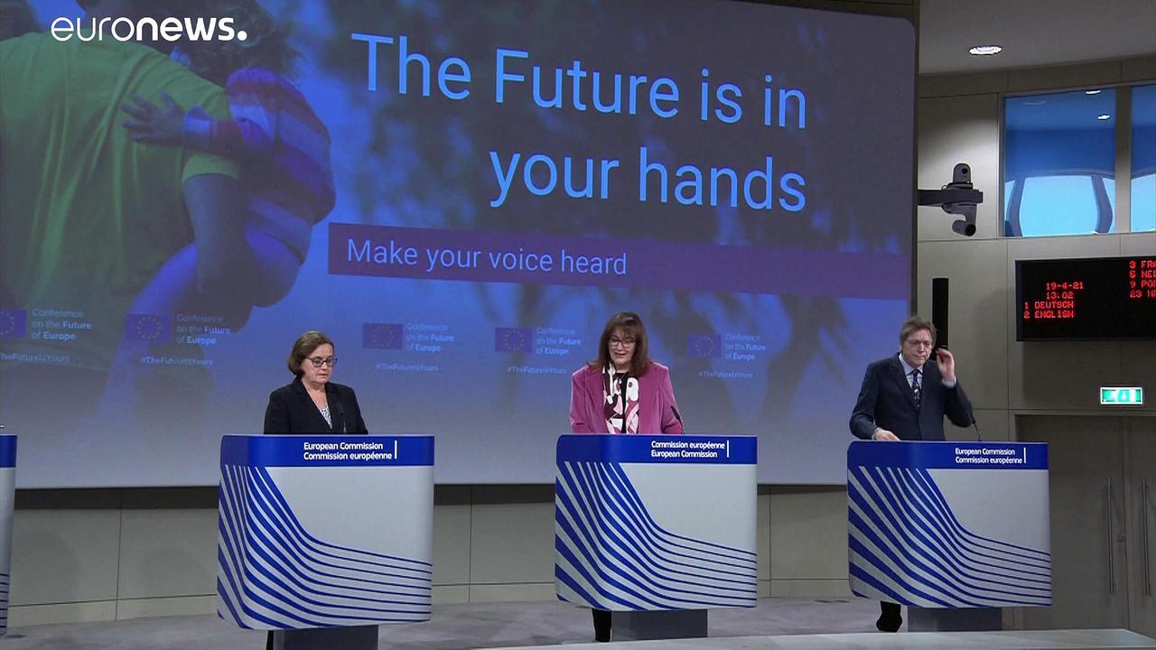 EU launches digital platform to let citizens debate the bloc's future