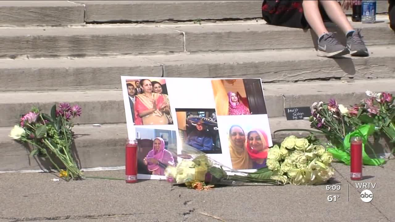 Second day of vigils held for FedEx shooting victims in Indianapolis
