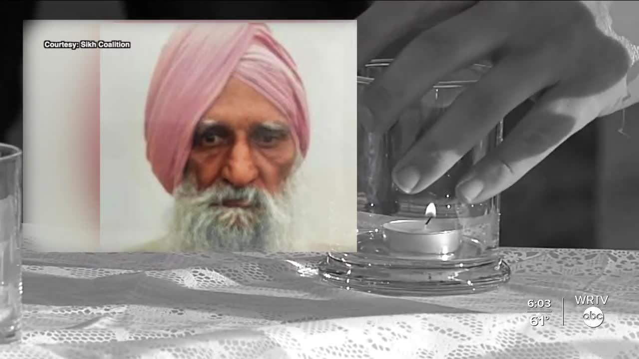 Jaswinder Singh: 'He loved everyone. Always smiling when he sees you.'