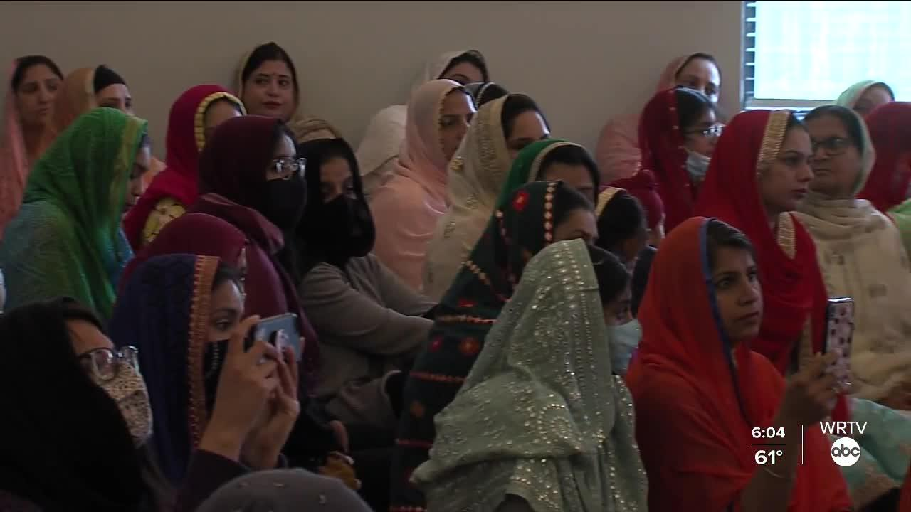 Service held at Indianapolis Sikh temple to honor FedEx victims