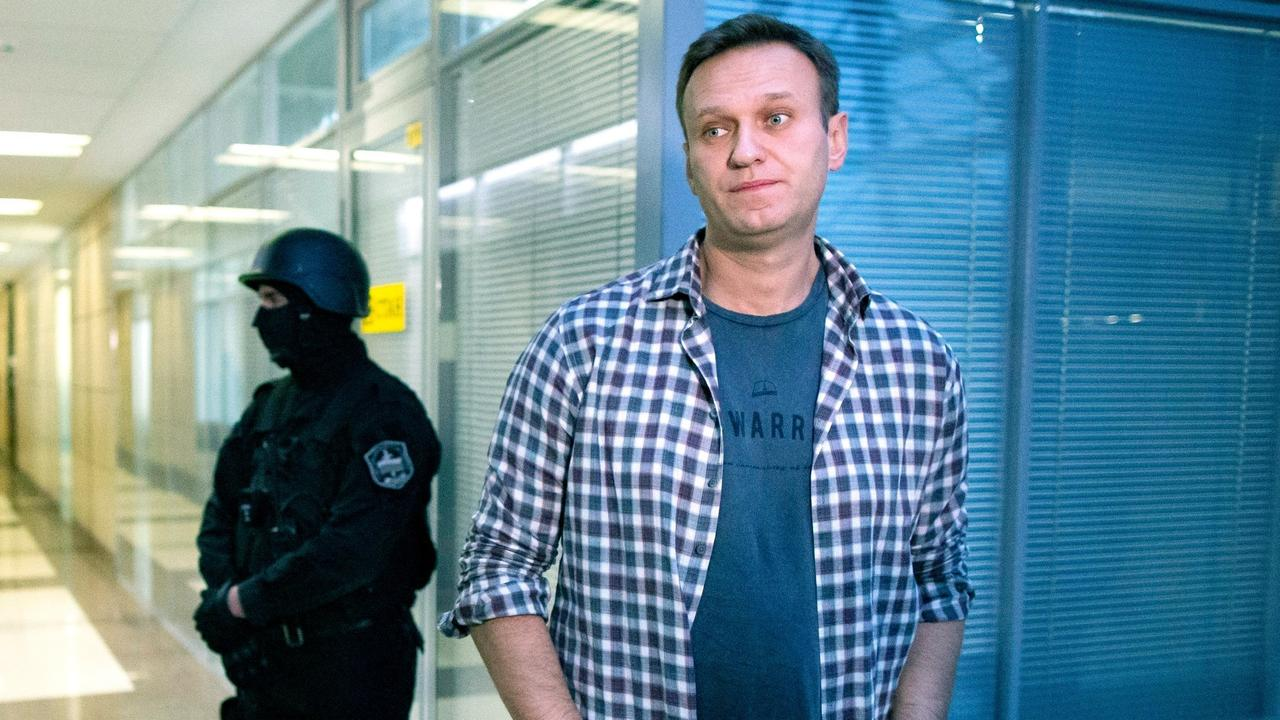 US warns of consequences if jailed Kremlin critic Navalny dies