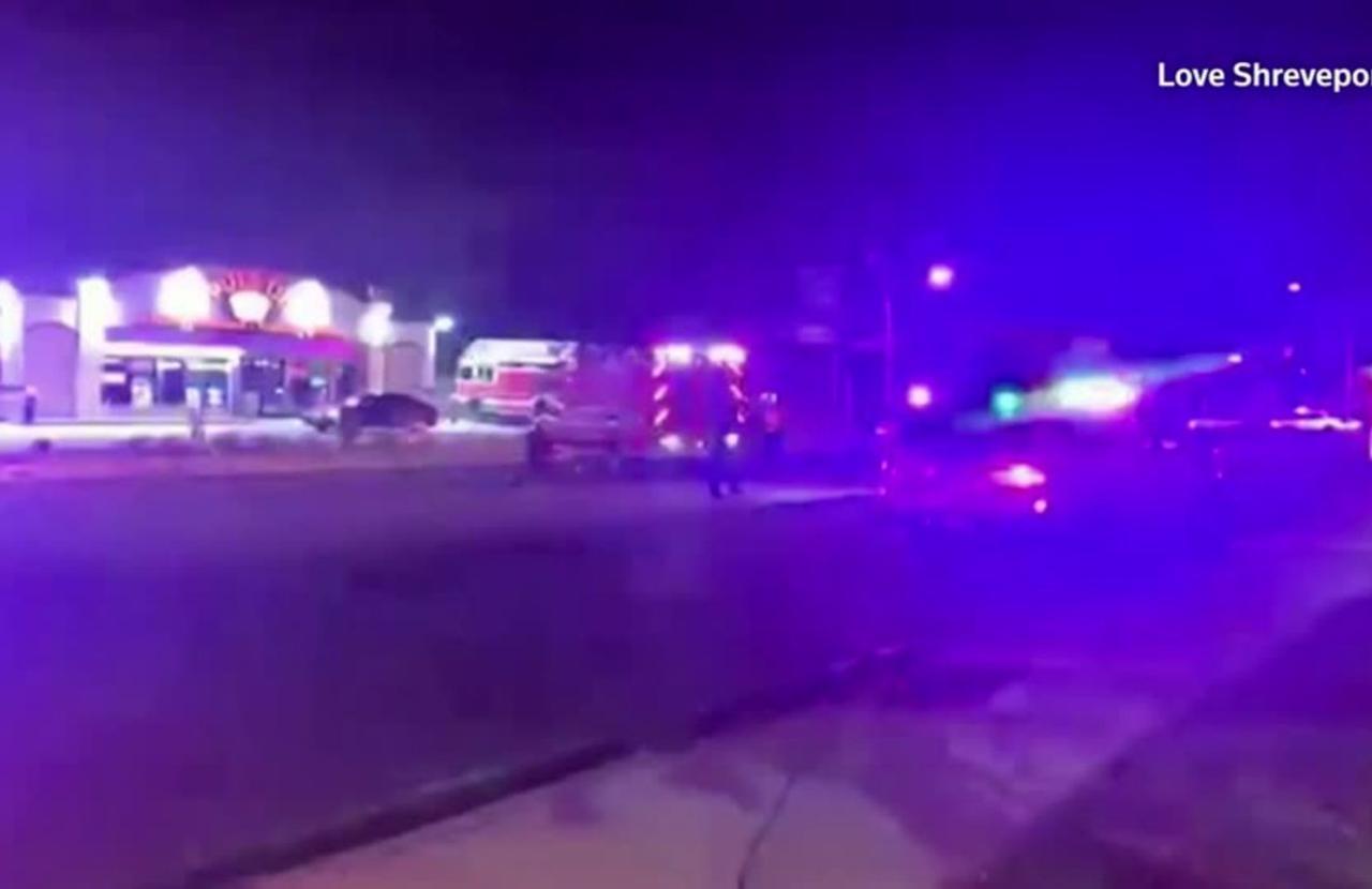 Five critically injured in Louisiana shooting