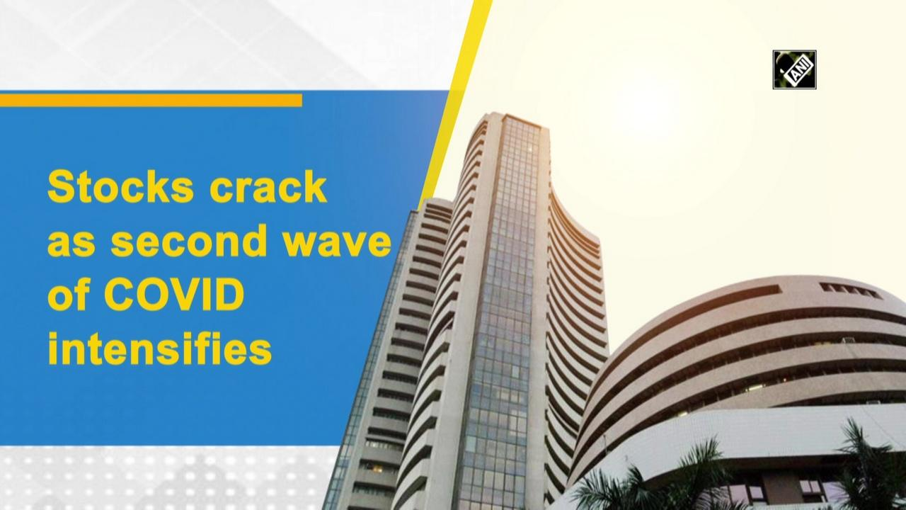 Stocks crack as second wave of COVID intensifies