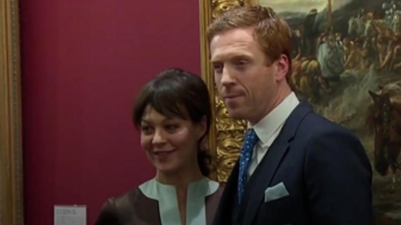 L'hommage bouleversant de Damian Lewis à son épouse Helen McCrory
