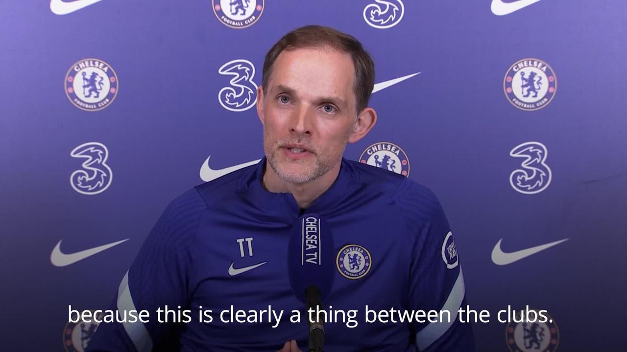 Thomas Tuchel quizzed on Chelsea's European Super League involvement