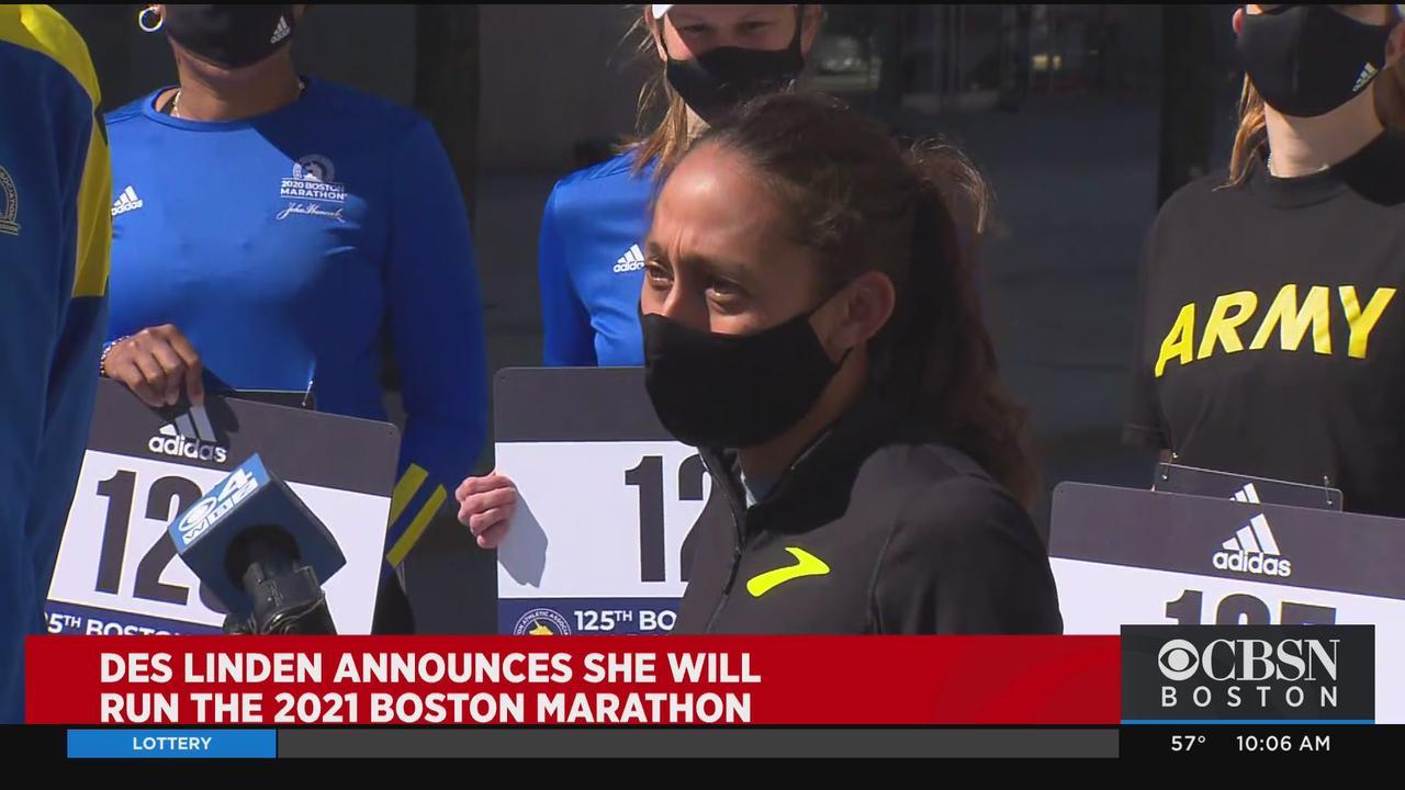 Former Marathon Champion Des Linden Announces She Will Run 2021 Boston Marathon