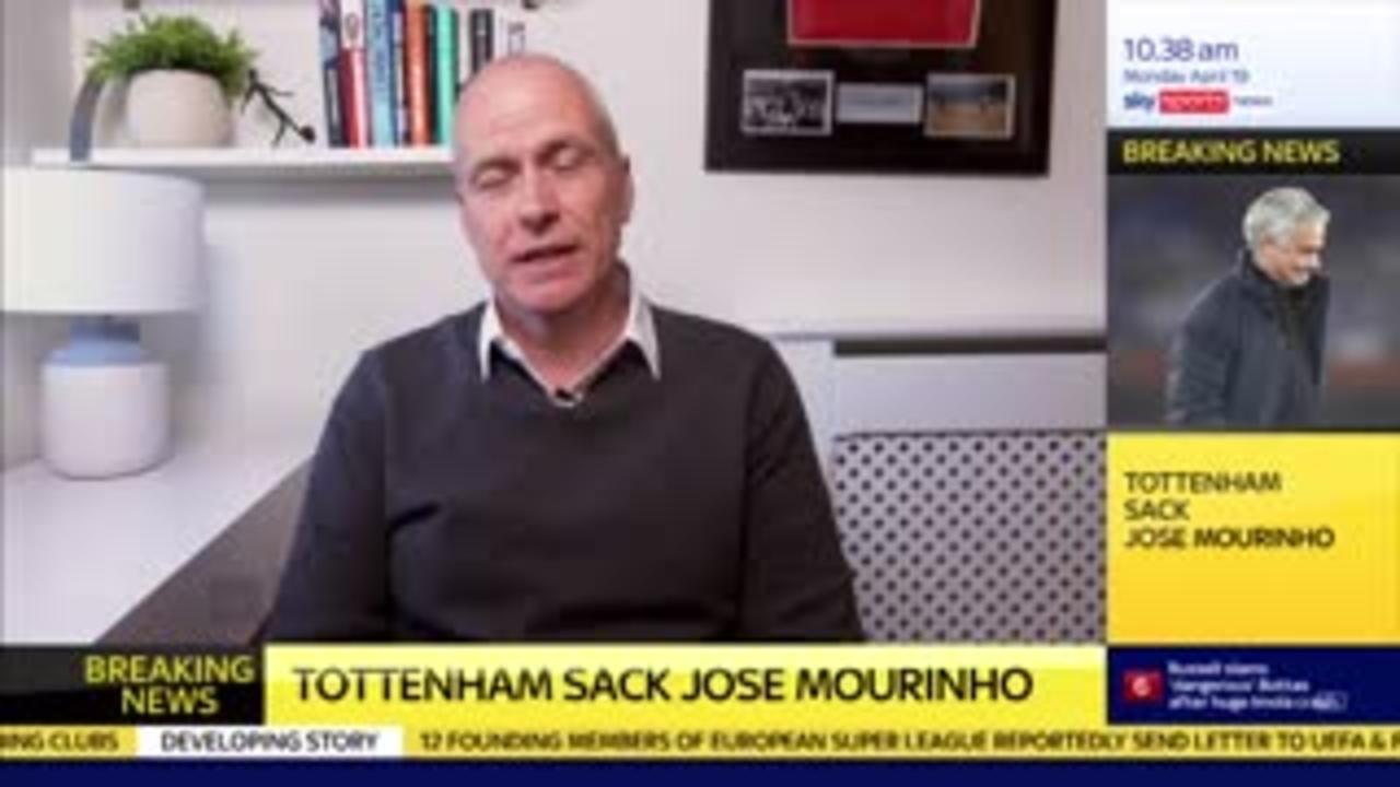 Mourinho's BEST quotes as Spurs manager