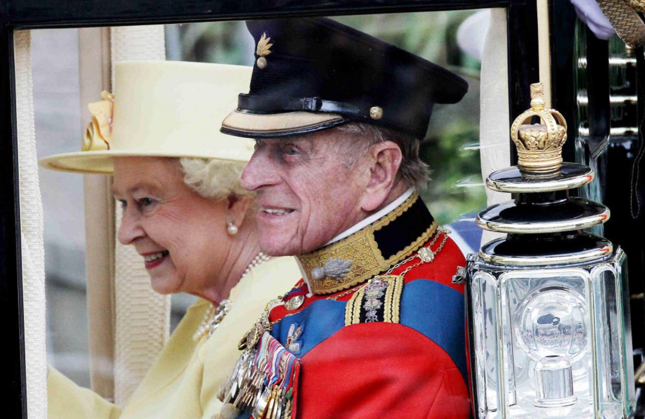 Queen Elizabeths Geburtstag: Keine Salutschüsse!