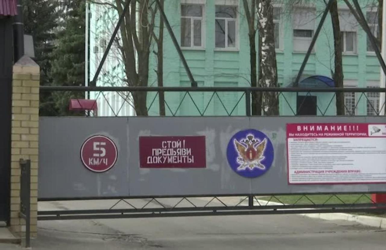 Hunger-striking Navalny transferred to prison hospital