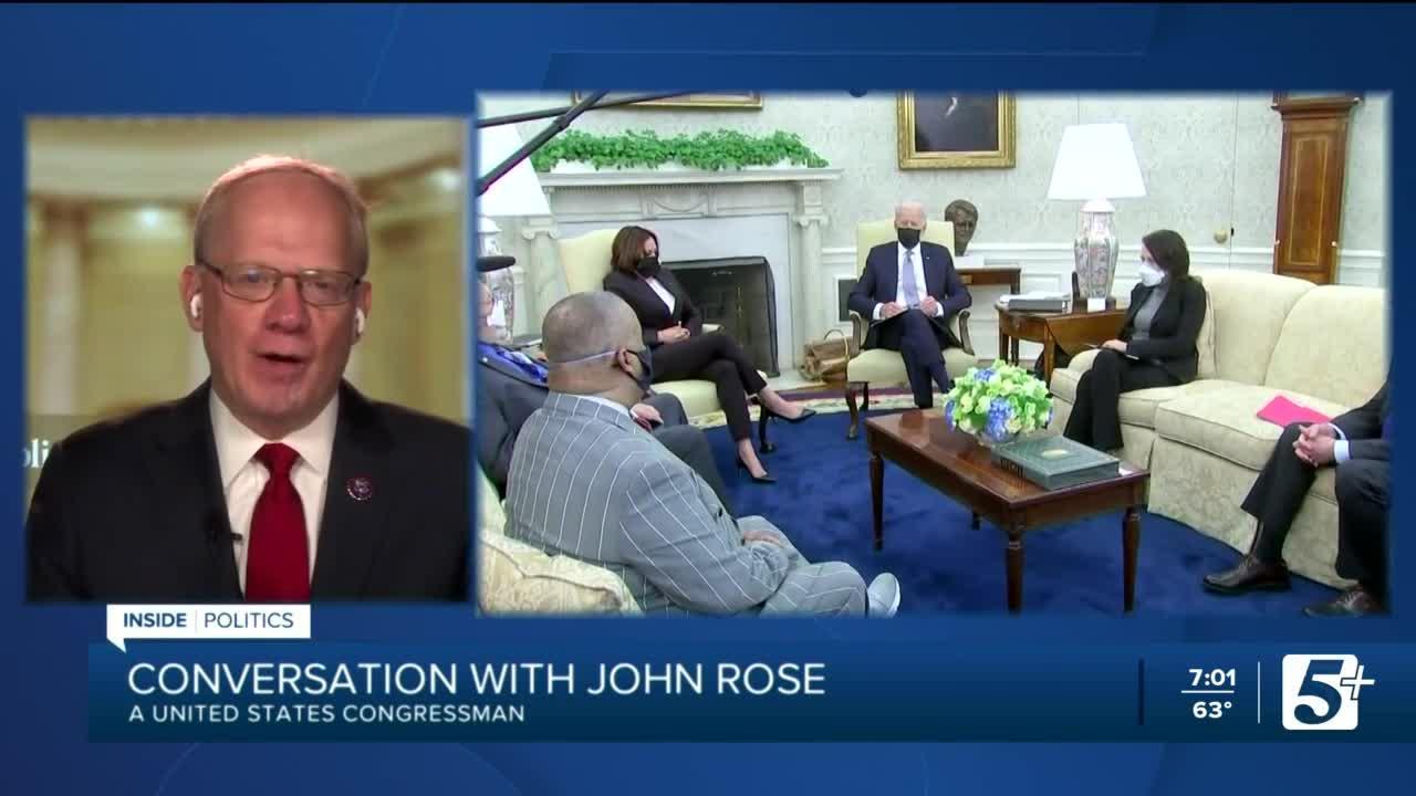 Conversation with US Congressman John Rose p1