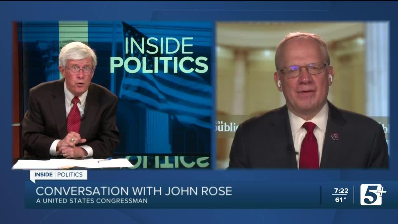 Conversation with US Congressman John Rose p3