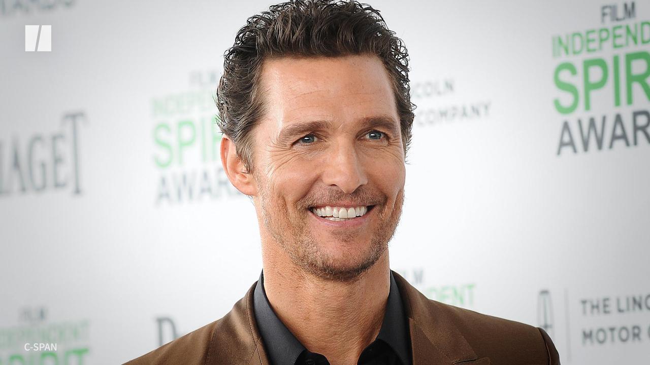 Governor McConaughey?