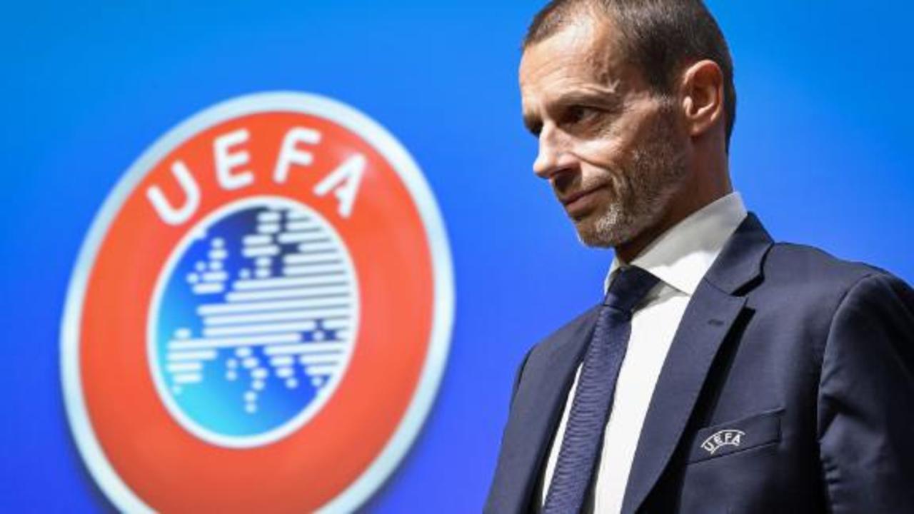 UEFA President Aleksander Ceferin: Clubs planning new Super League are 'taking football hostage'