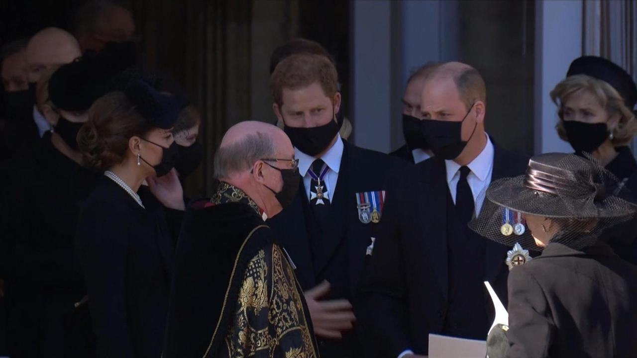 What Happens For Prince Harry, Prince William After Funeral Reunion?