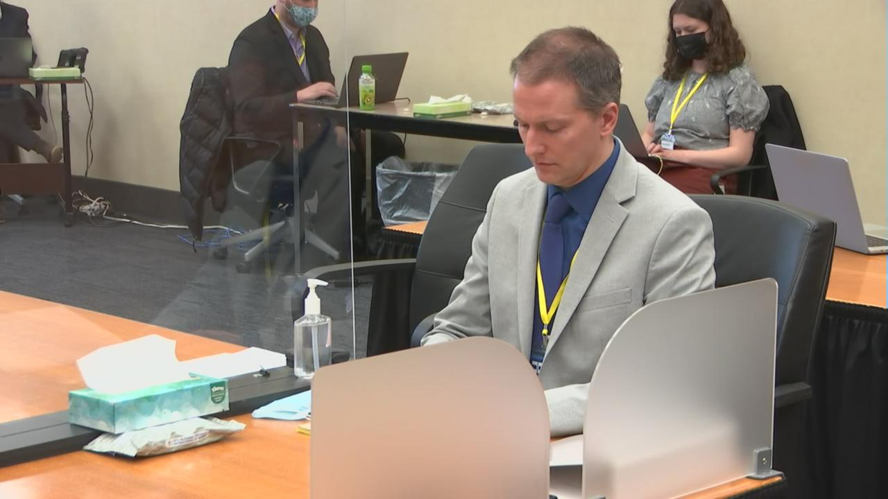 Derek Chauvin Trial Is In Jury's Hands After Both Sides Make Closing Arguments