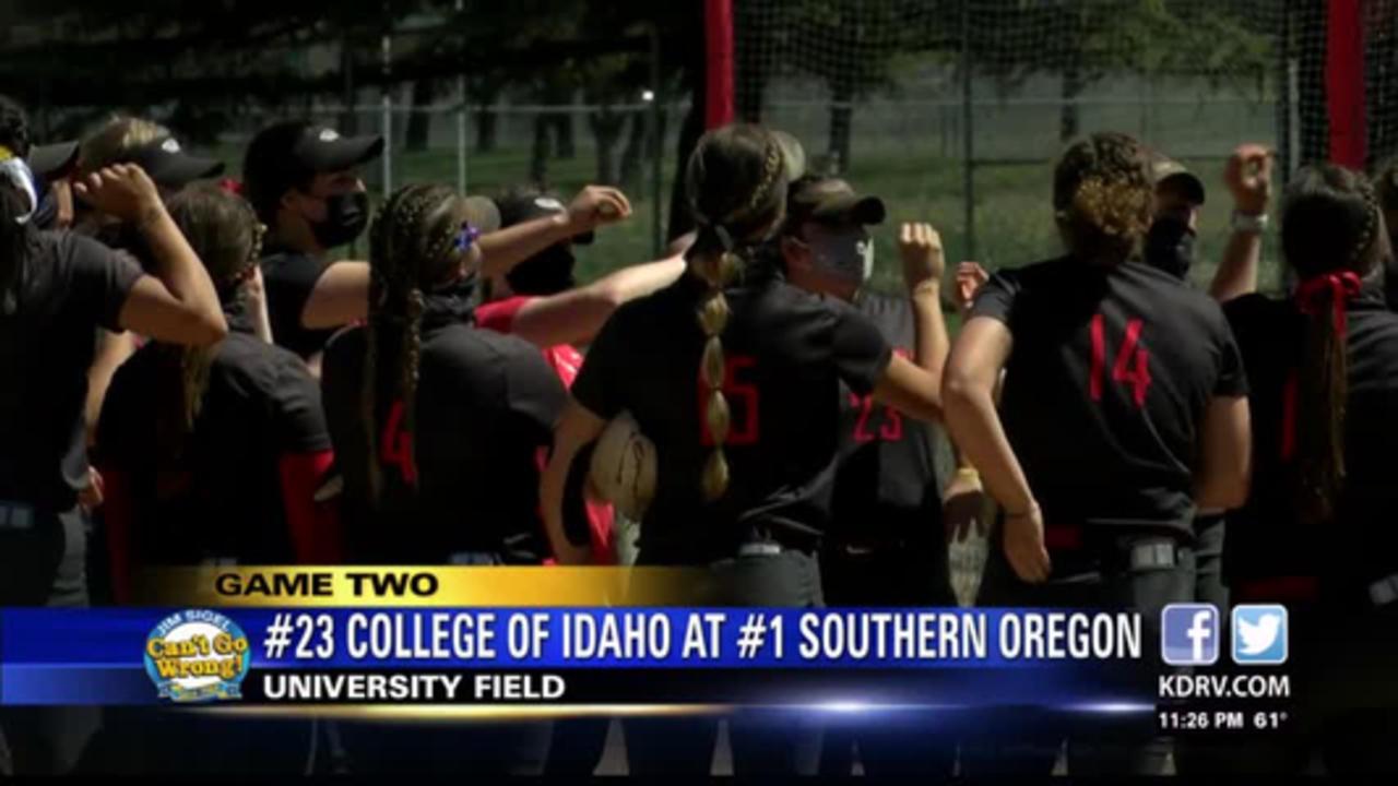 Raiders sweep No. 23 College of Idaho, extend win streak to 13