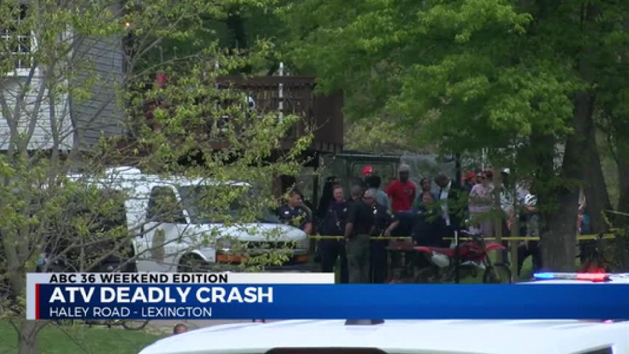 6:30 Lexington Deadly ATV Accident 04.18.2021