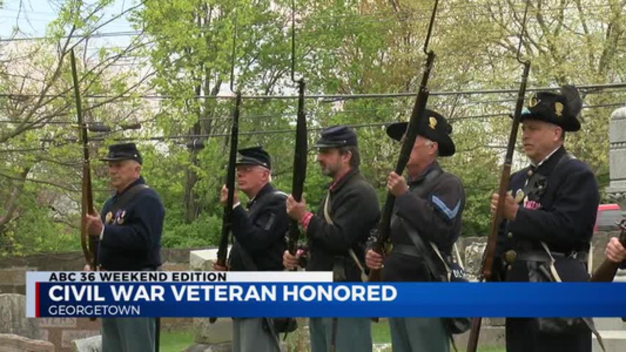 6:30 Cival War Veteran Cemetery Dedication 04.18.2021