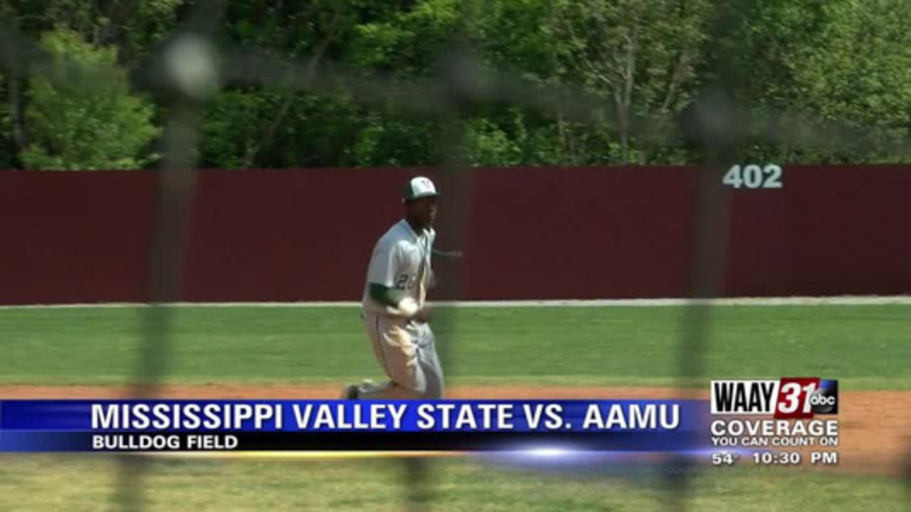 Alabama A&M walks off against MVS