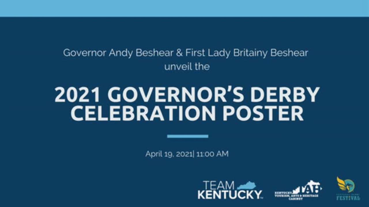 Governor's Derby Poster