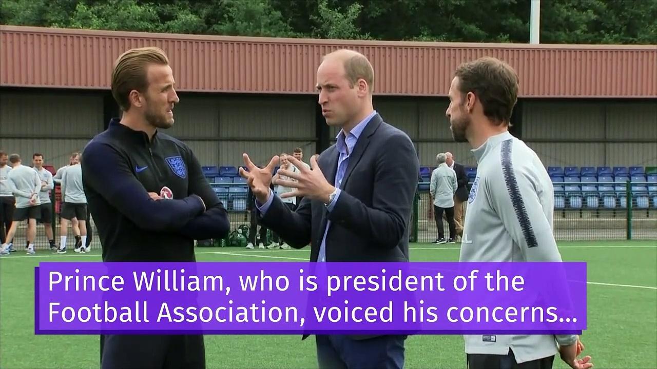 Duke of Cambridge Condemns European Super League