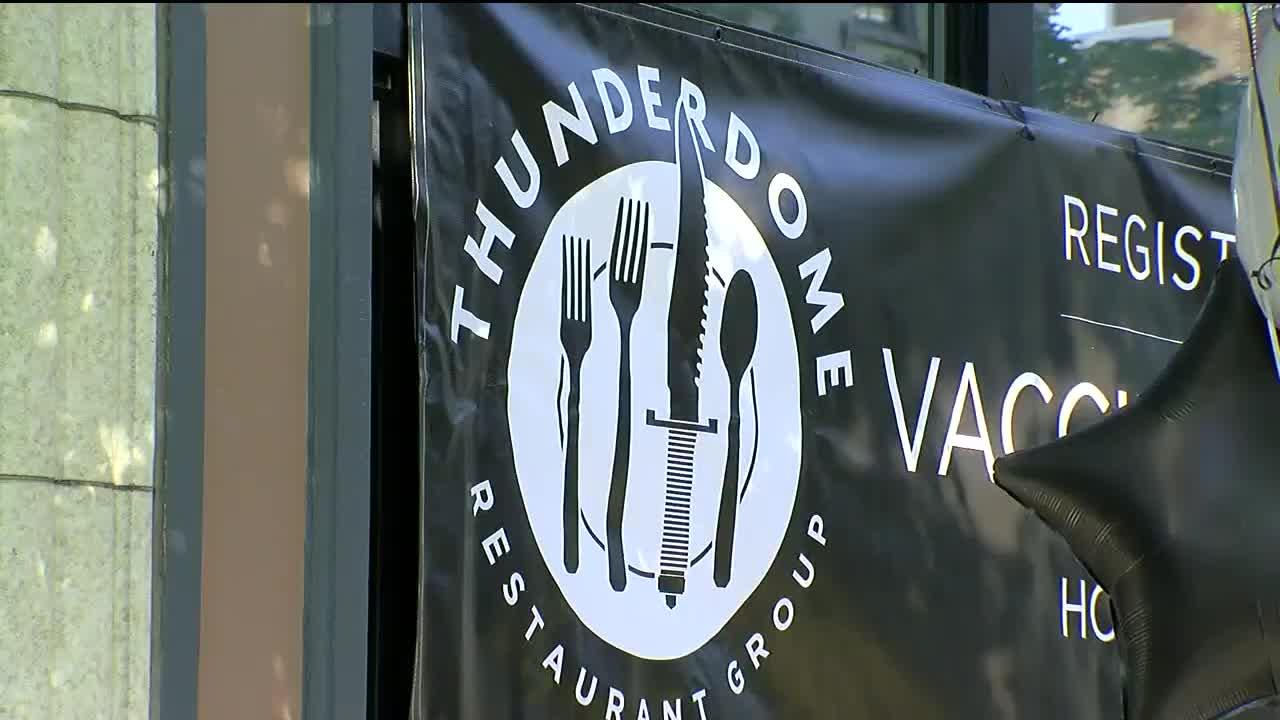 Over-the-Rhine food and drink workers offered COVID-19 vaccines