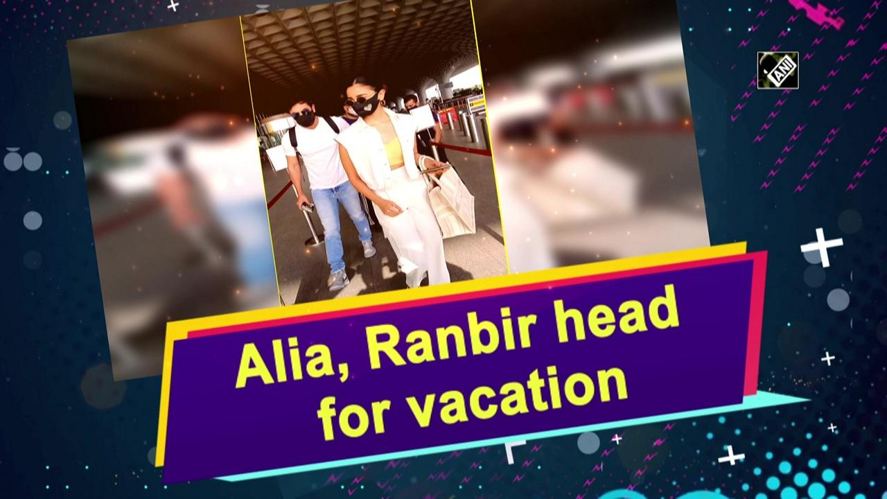 Alia, Ranbir head for vacation