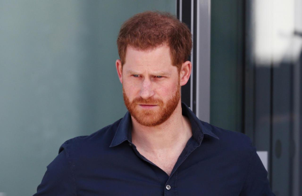 Le Prince Harry a envoyé un message très personnel au Prince Charles