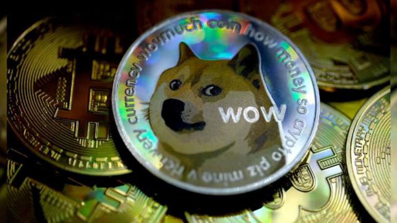 Dogecoin's value has skyrocketed this year