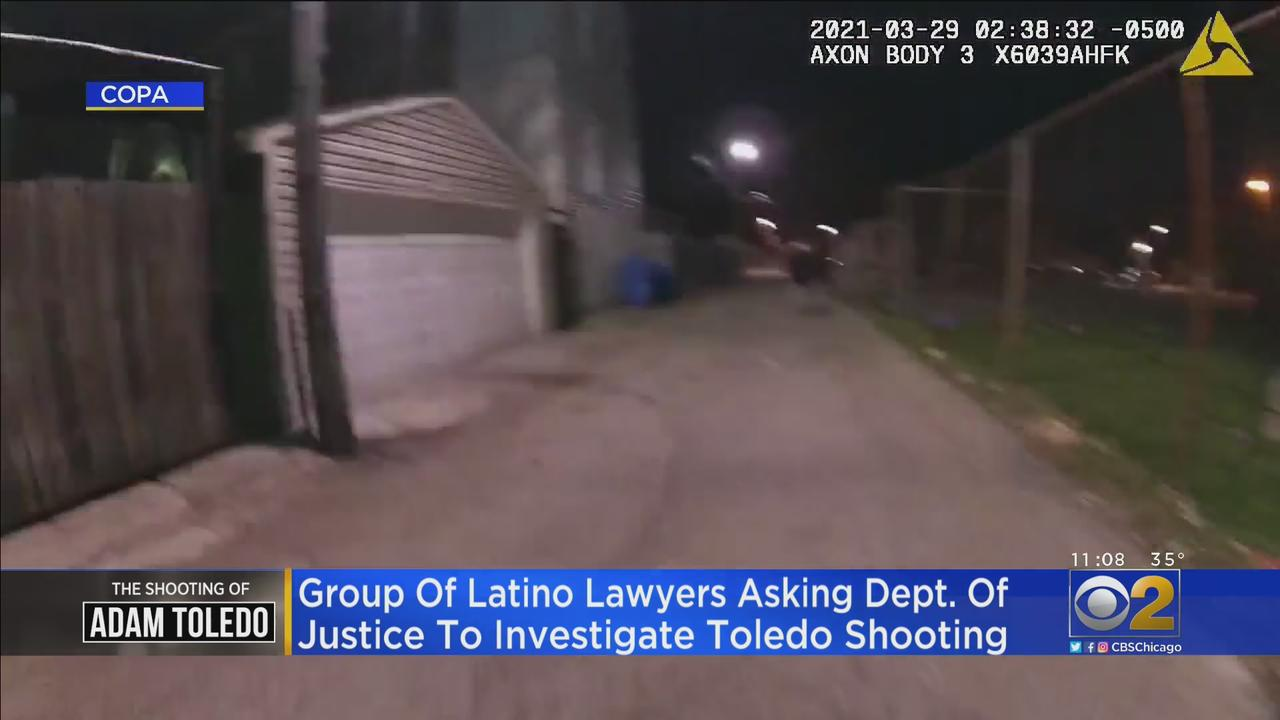 Lawyers, Community Leaders Calling On Department Of Justice To Investigate Death Of Adam Toledo