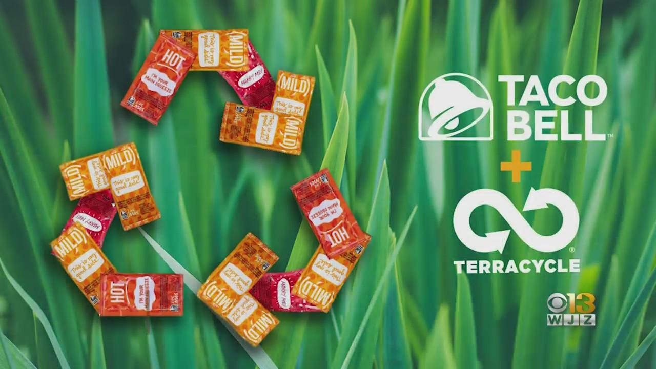 Taco Bell To Recycle And Reuse Hot Sauce Packets