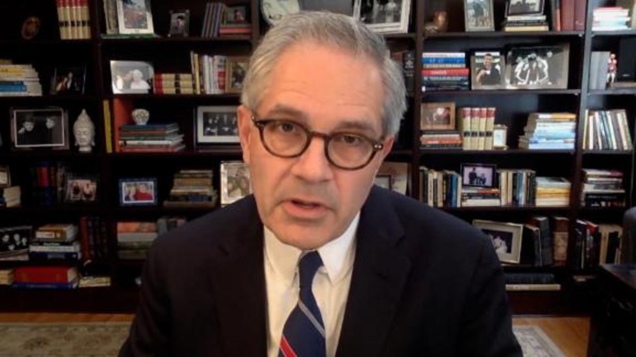 Philly DA Larry Krasner makes case for re-election