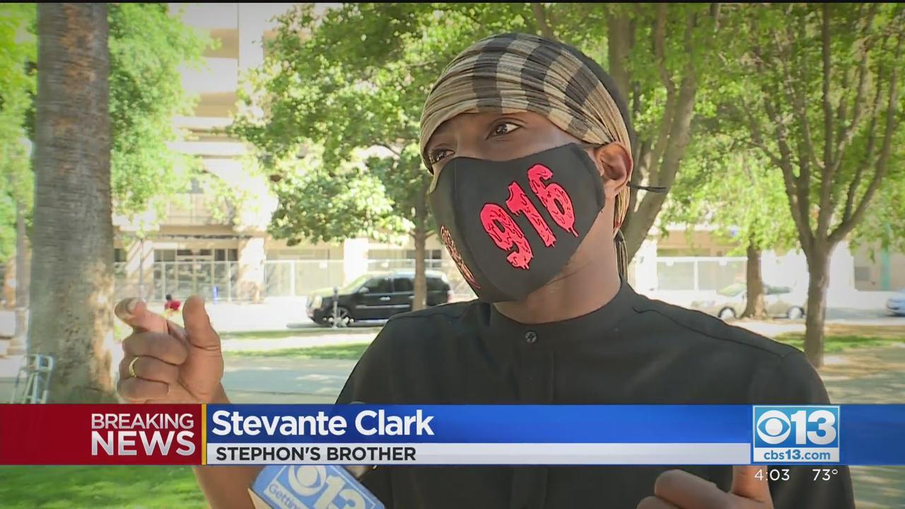 Stephon Clark's Talks About Chauvin Verdict