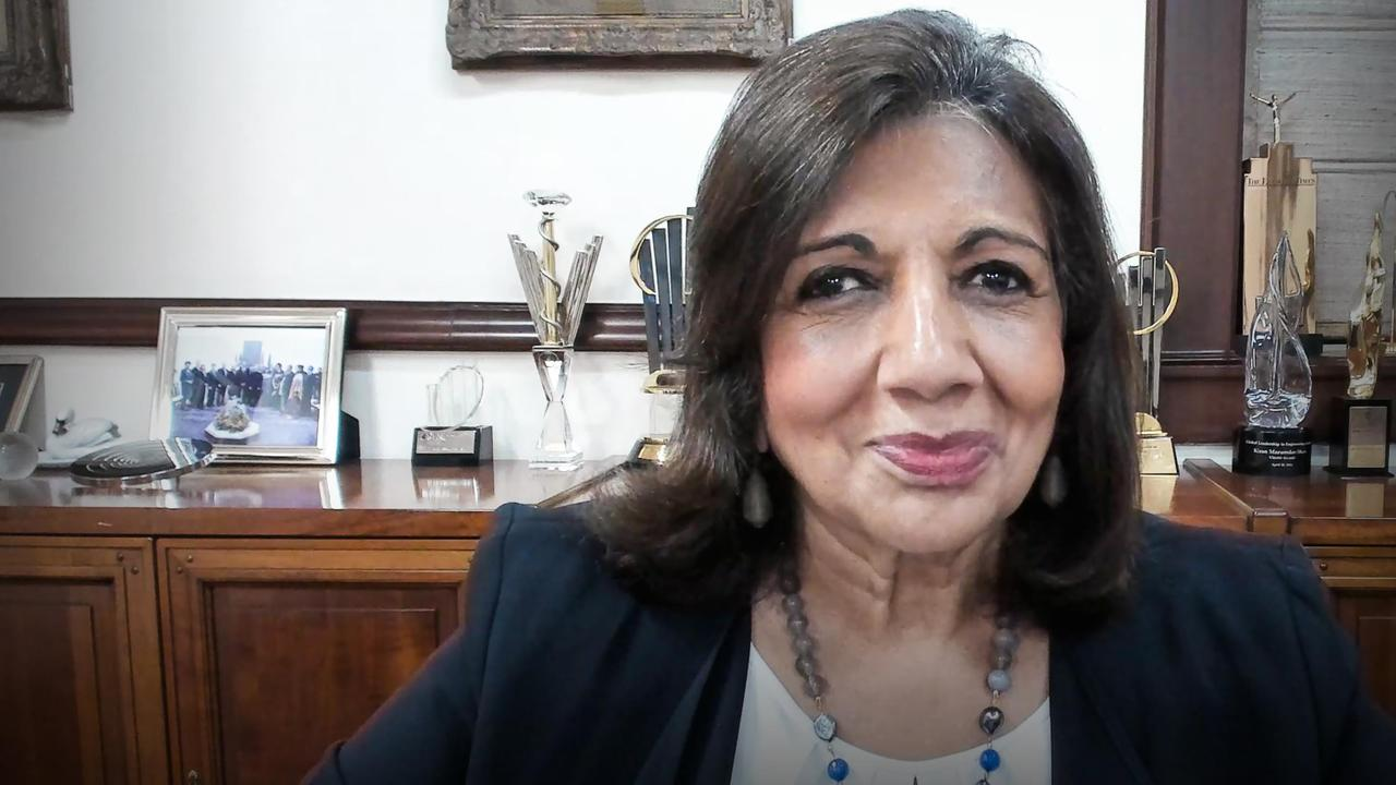 The global cooperation that accelerated the COVID-19 vaccines | Kiran Mazumdar-Shaw
