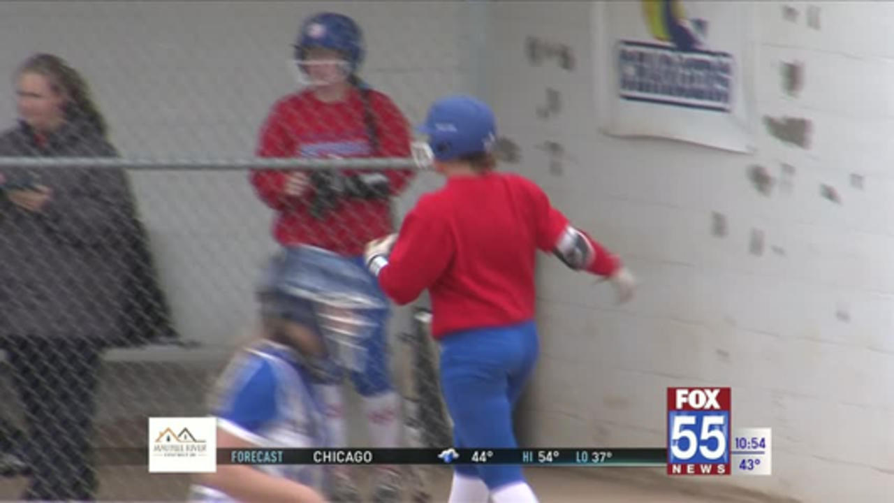 High School Softball: Carroll takes down Whitko