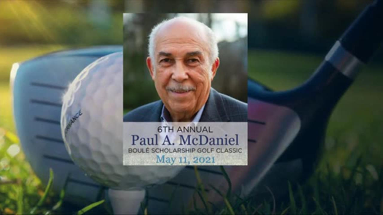 Your Community with Kay - Paul McDaniel Golf Classic