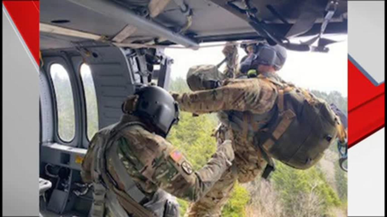 Good Word: National Guard Rescue