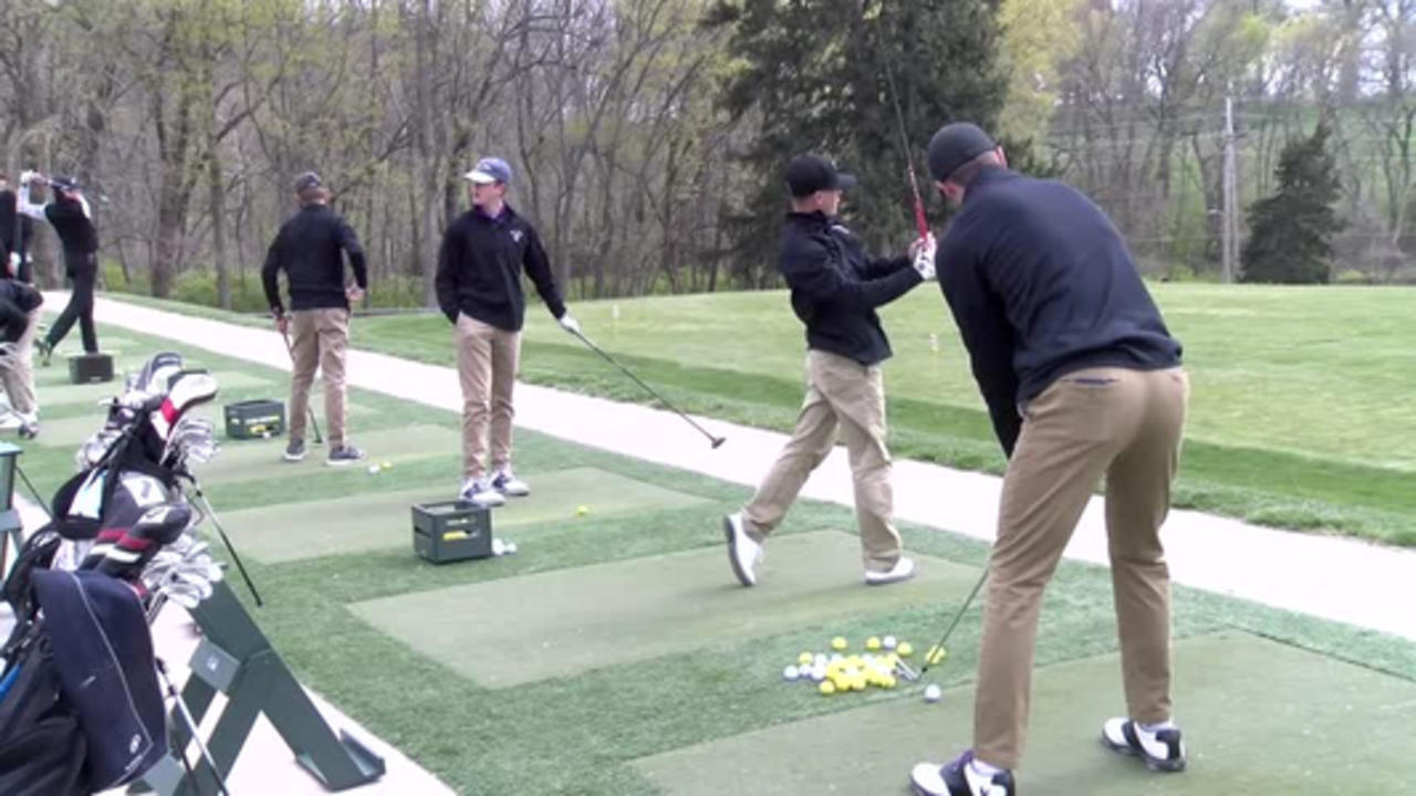 LeBlond golf team out to strong start, credits playing together for years