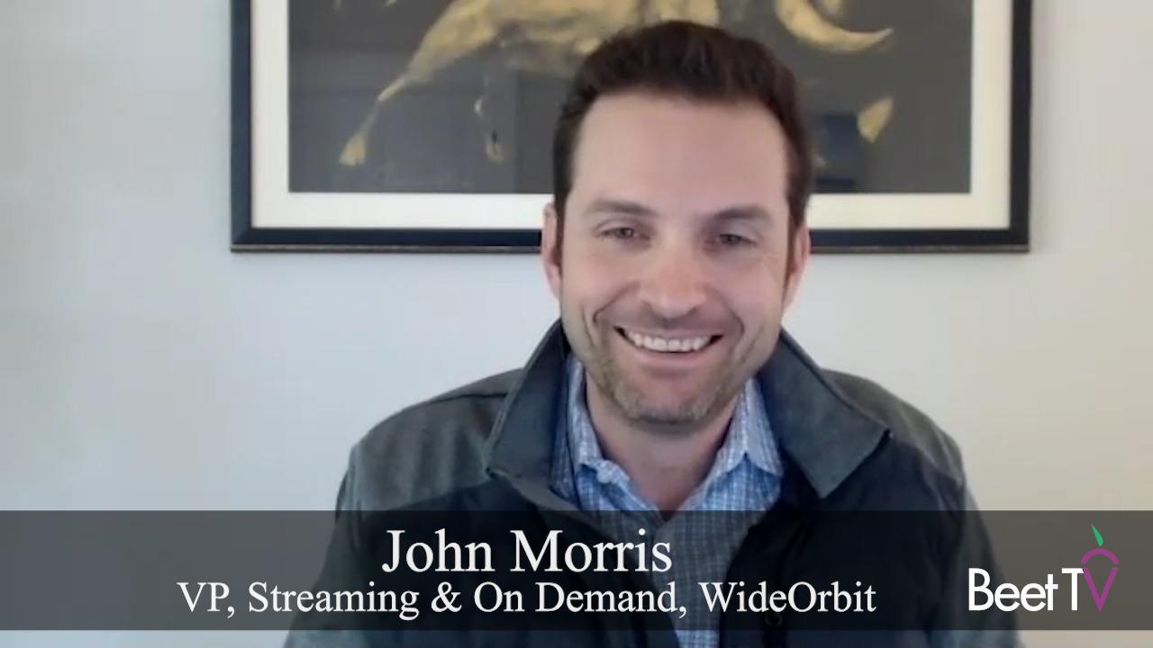 'Revenue Opportunity Has Pushed Convergence': WideOrbit's John Morris