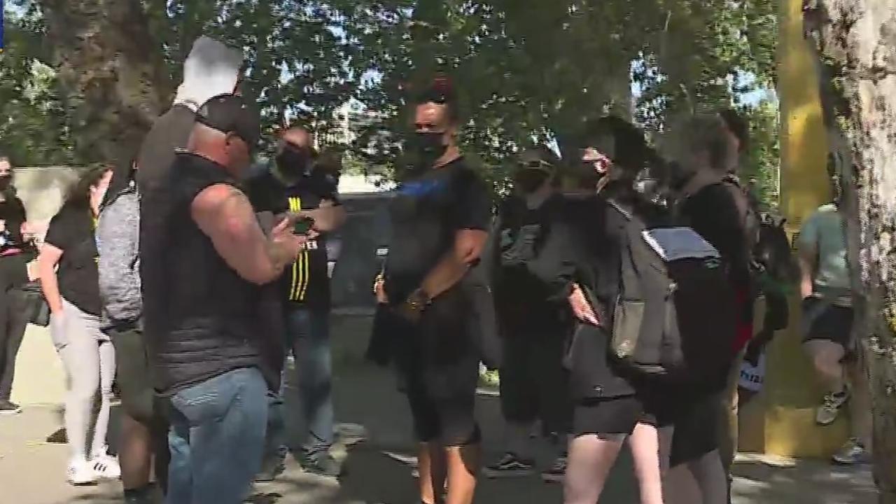 Sacramento Activists Applaud Verdict In Floyd's Killing