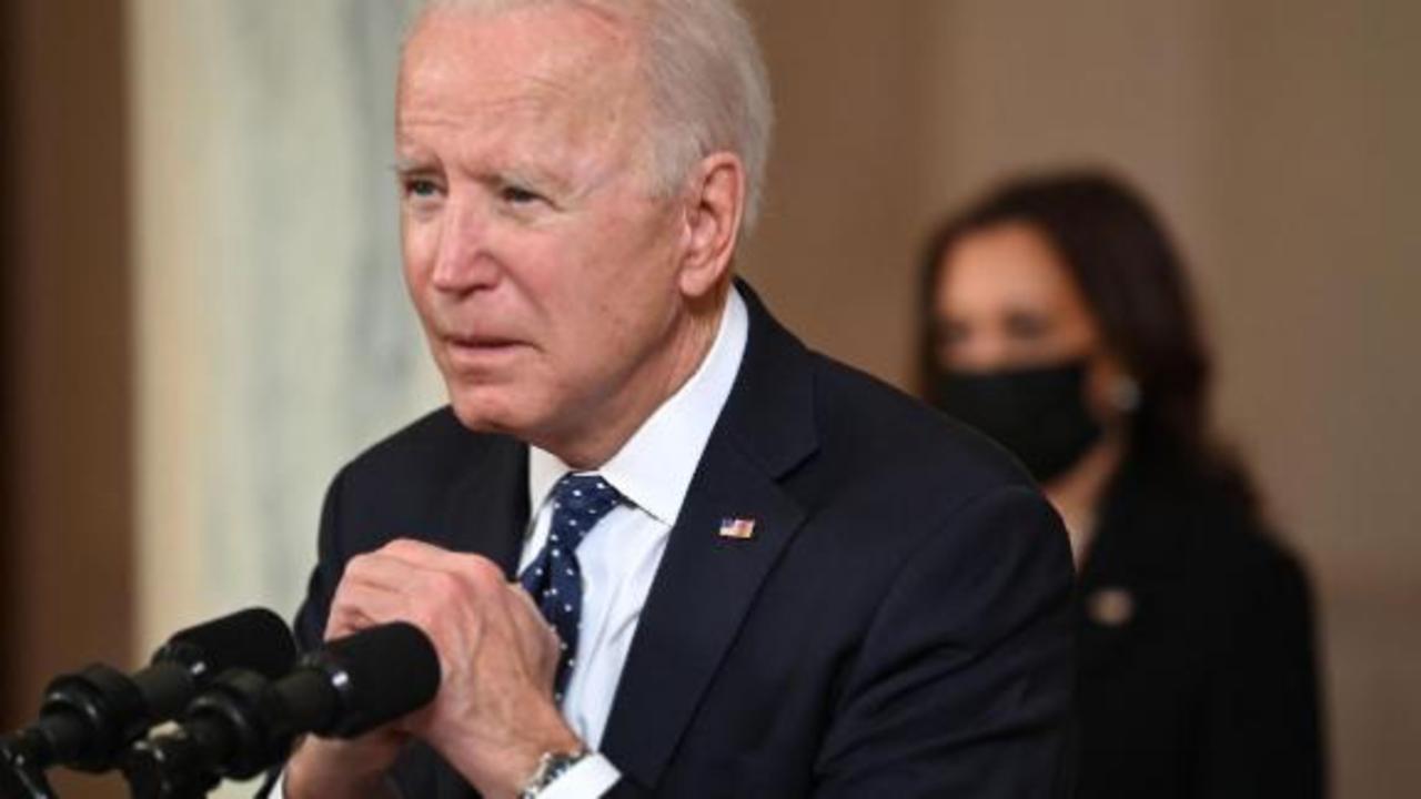 Joe Biden's full remarks following Derek Chauvin verdict