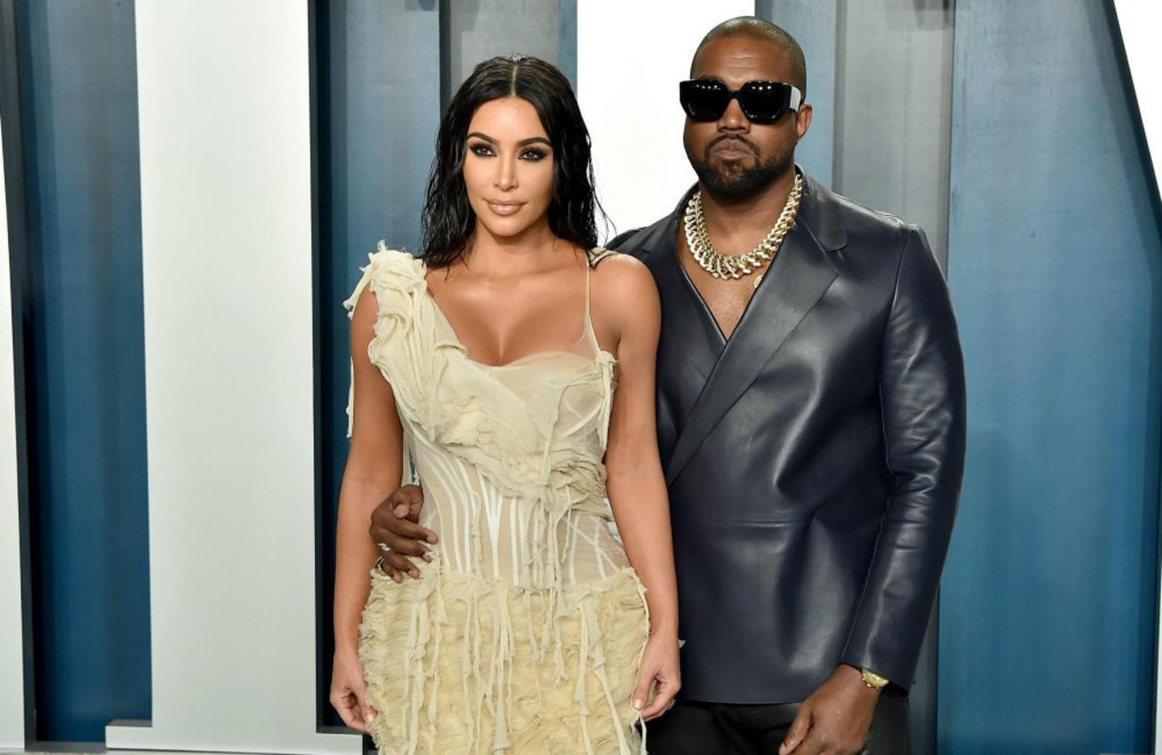 Kim Kardashian West and Kanye West still 'get along' despite divorce