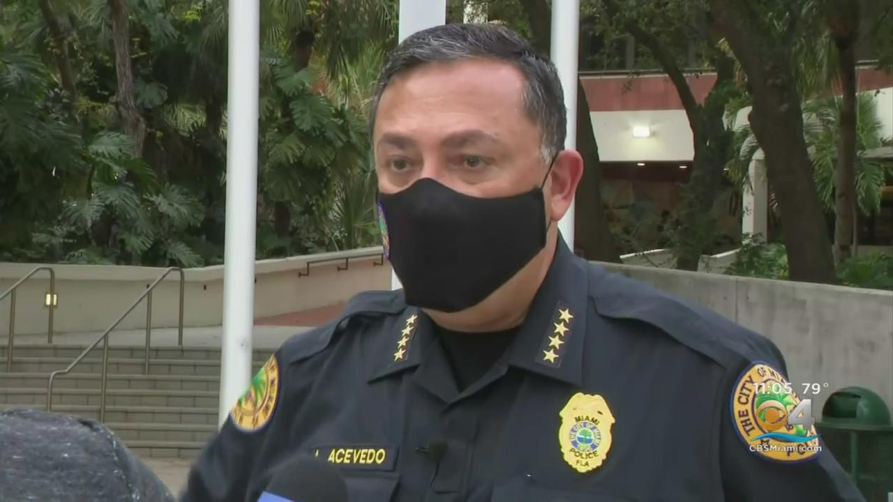 Miami PD Chief Art Acevedo Among South Florida Leaders Who Believe Justice Was Served In Derek Chauvin Trial